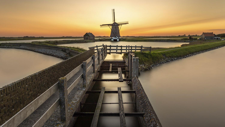Foto gemaakt door Pieter Limbeek tijdens het club weekend op Texel